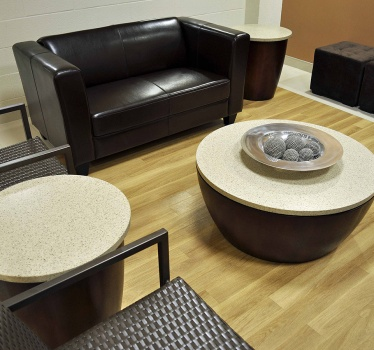 YMCA-YWCA Plus lounge furnishings, Ottawa
