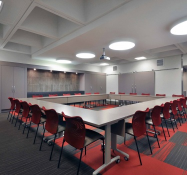 YMCA-YWCA RBC Boardroom refurbishment, Ottawa