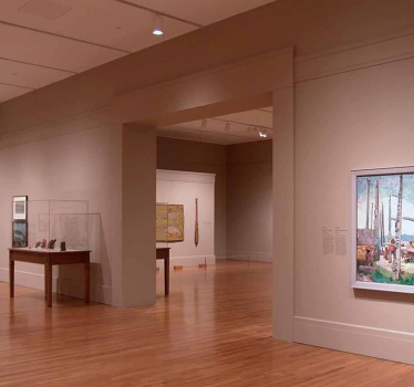 National Gallery of Canada, Emily Carr exhibition