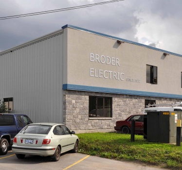 Refurbishment and addition, Broder Electric, Ottawa
