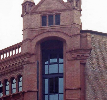 Refurbishment of Brimley's Building, Liverpool, England