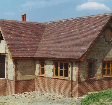 Remodelling of a private residence, Cam Peak, England