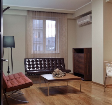3-bed high-rise apartment, Tbilisi, Georgia