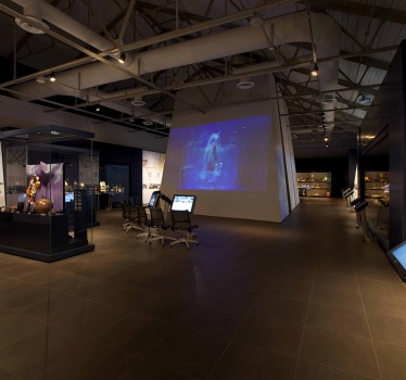 Museum of former PM Jean Chrétien, Shawinigan (assistance to Amadei and Associates)