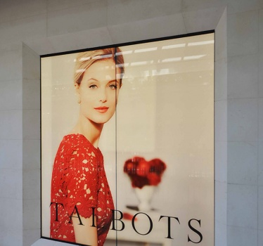 Talbots, Rideau Centre, Ottawa (assistance to Talbots Design Department)