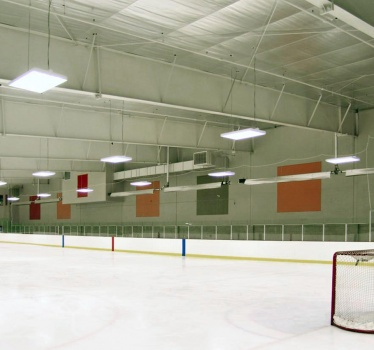 Ray Friel Sports Centre, Ottawa (Griffiths Rankin Cook Architects)