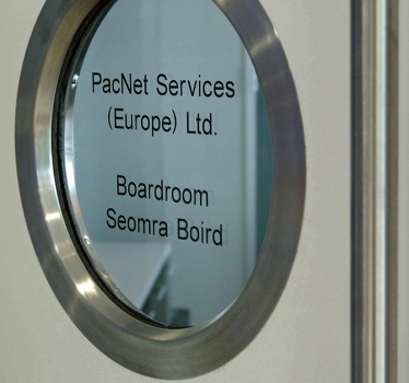 Pacnet Europe boardroom, Shannon, Ireland