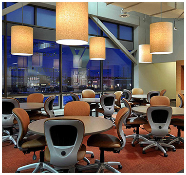 commercial & public interiors