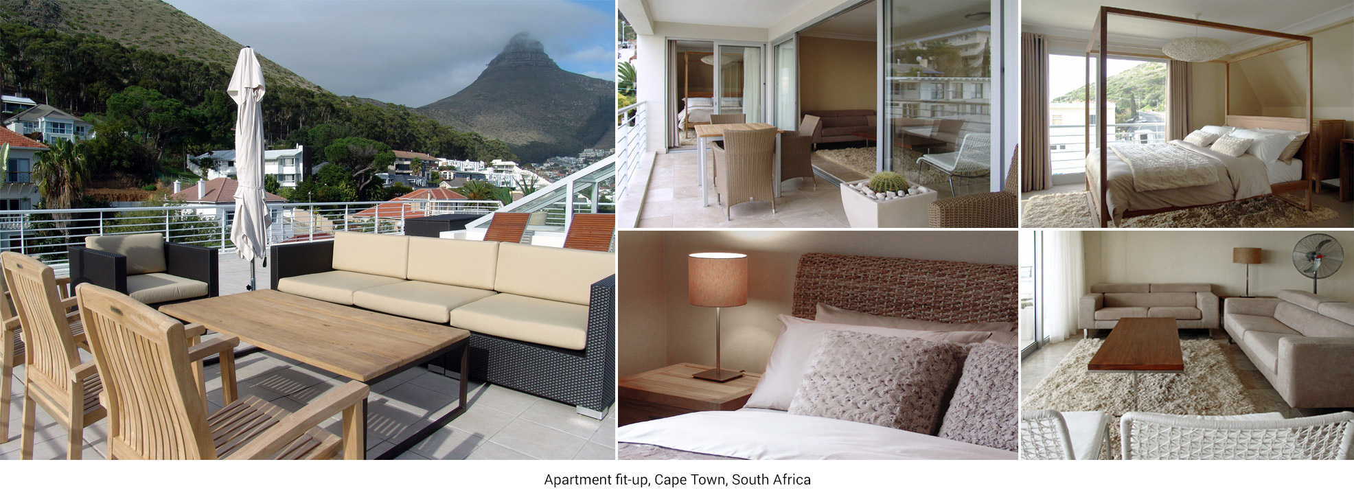 Apartment fit up Cape Town South Africa